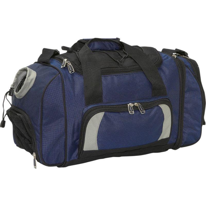ルッセル メンズ ボストンバッグ バッグ Deluxe 21 Duffle Bag Royal/Black