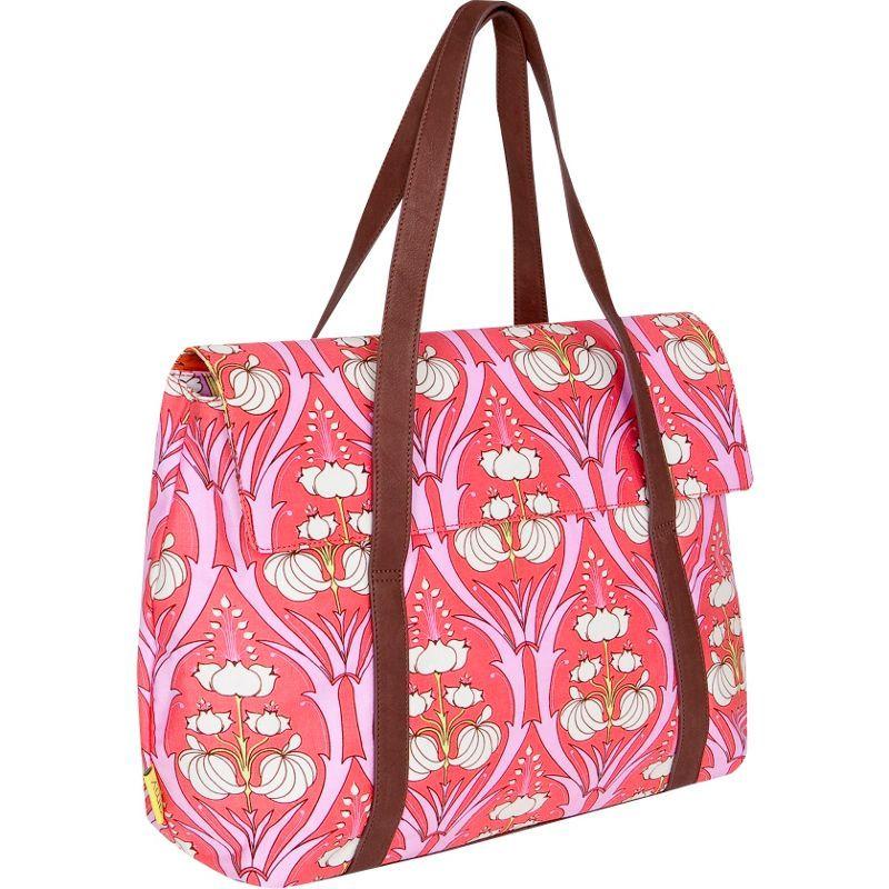 エミーバトラー メンズ スーツケース バッグ Harmony Laptop Bag Passion Lilly Tangerine
