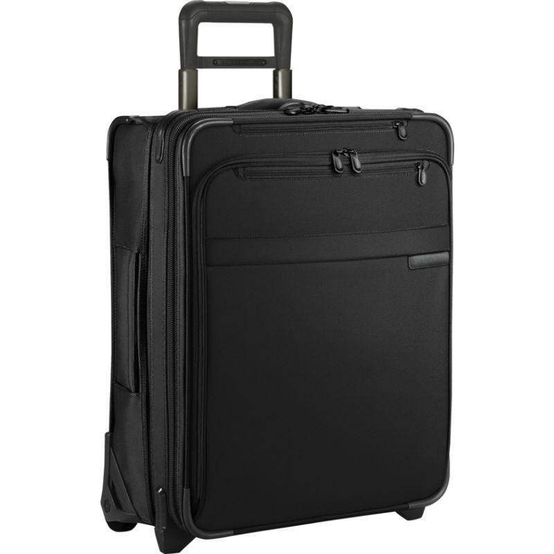 ブリグスアンドライリー メンズ スーツケース バッグ Baseline Commuter Exp. Upright Black