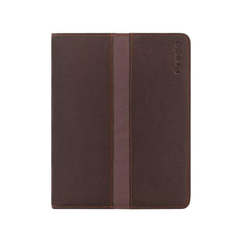 ソロ メンズ PC・モバイルギア アクセサリー Premium Leather Ascent Case for iPad Espresso