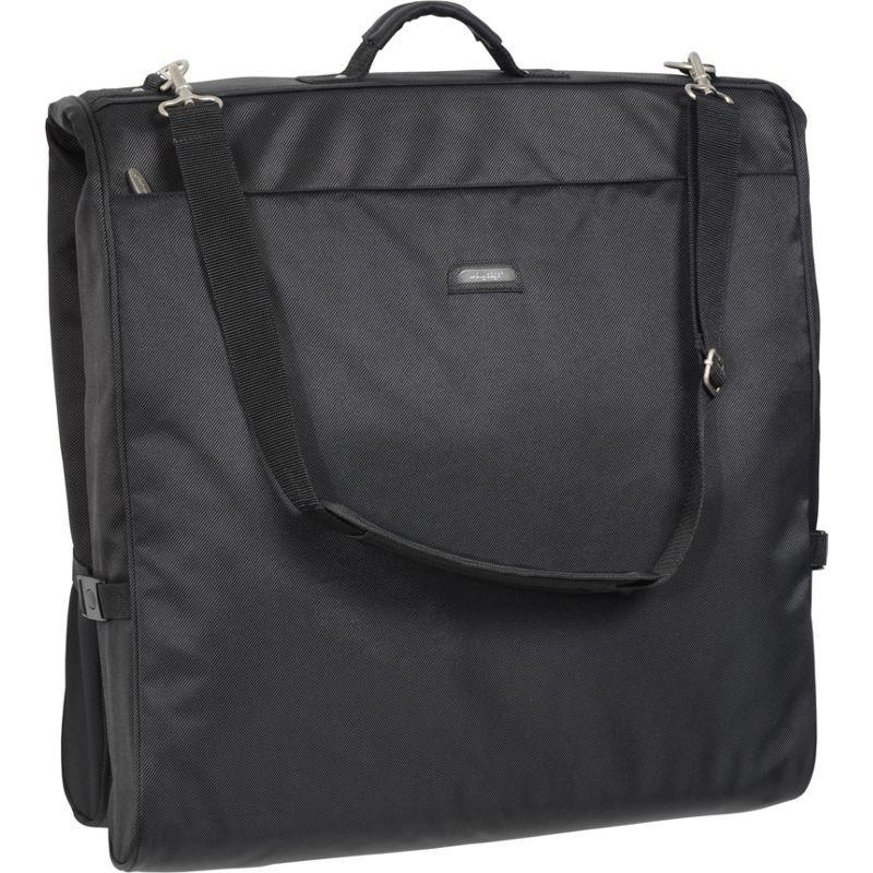 ウォーリーバッグ メンズ スーツケース バッグ 45 Framed Garment Bag with Shoulder Strap Black