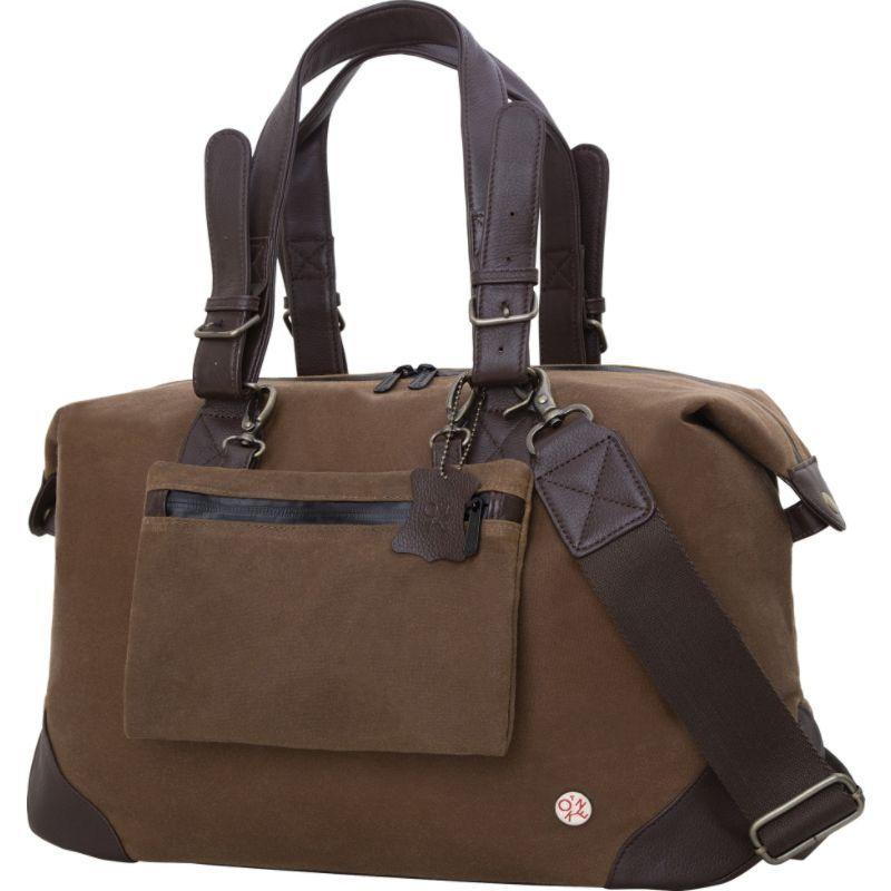 トーケン メンズ スーツケース バッグ Lafayette Duffel Bag (M) Field Tan