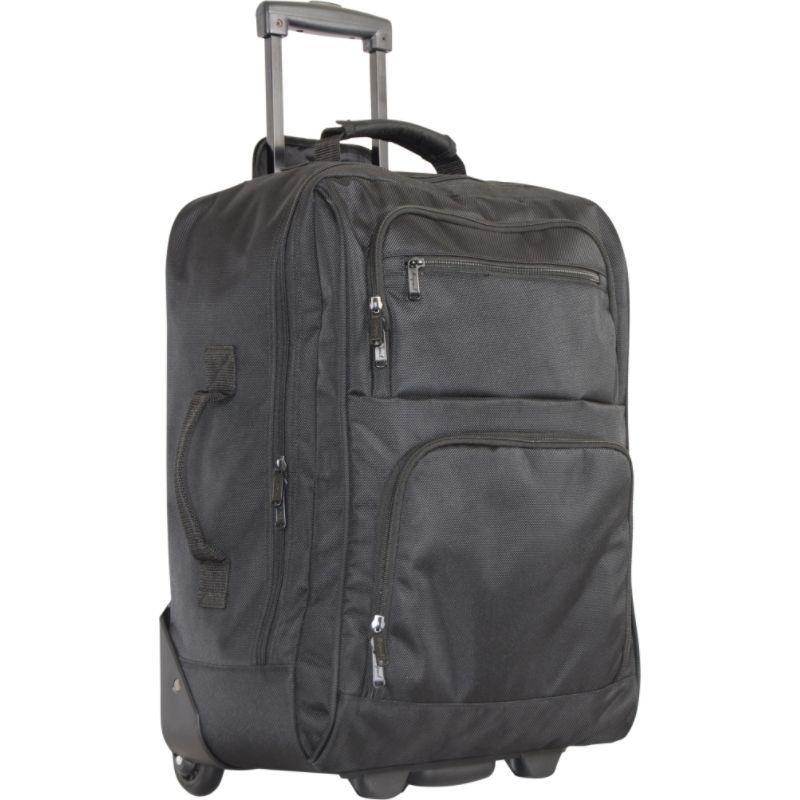 ネットパック メンズ スーツケース バッグ 20 Travel Upright Black