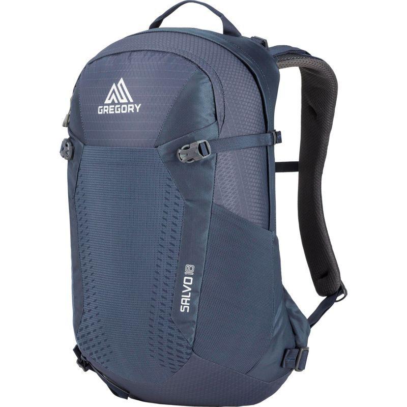 グレゴリー メンズ バックパック・リュックサック バッグ Salvo 18 Backpack Smoke Blue