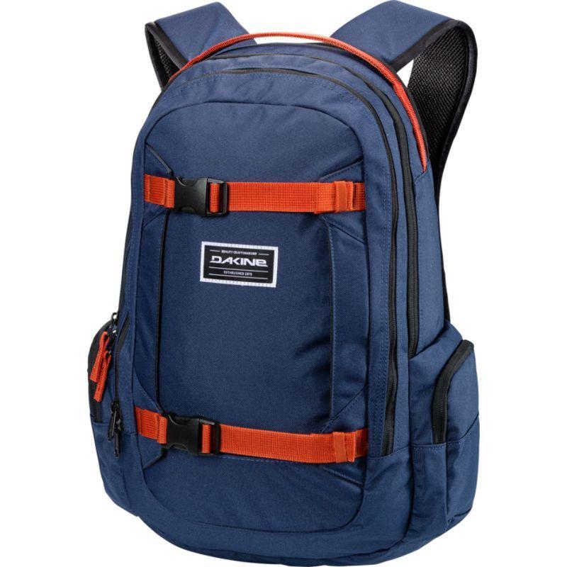 ダカイン メンズ バックパック・リュックサック バッグ Mission 25L Laptop Backpack - 15 Dark Navy