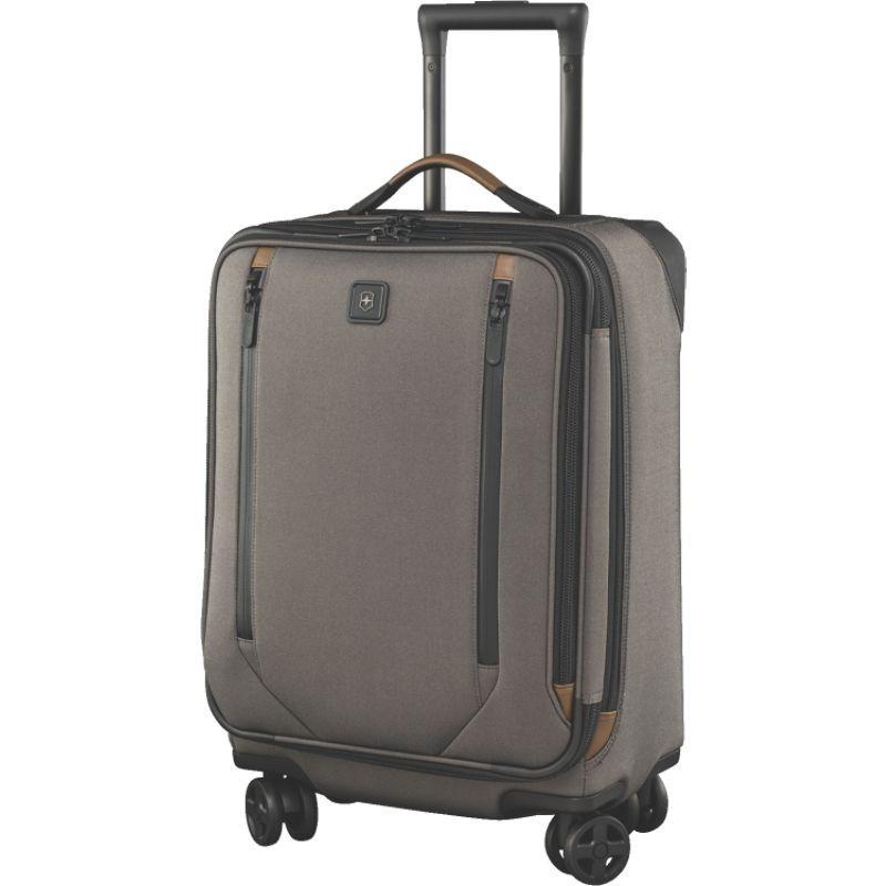 ビクトリノックス メンズ スーツケース バッグ Lexicon 2.0 Dual-Caster Global Carry-On Grey