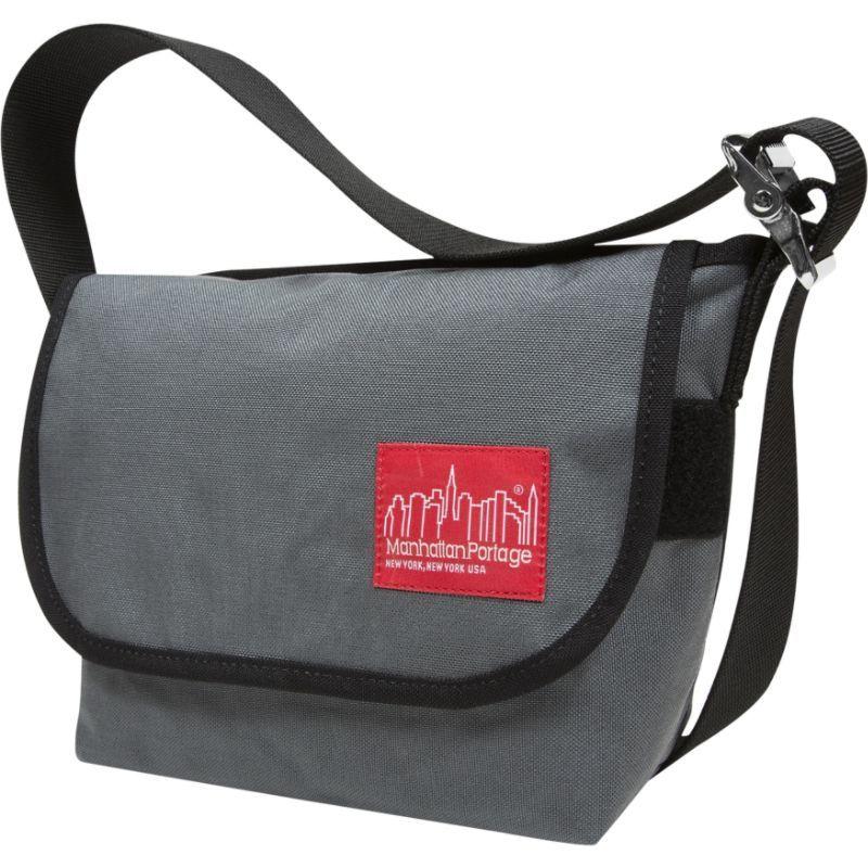 マンハッタンポーテージ メンズ ショルダーバッグ バッグ Vintage Messenger Bag Jr Gray