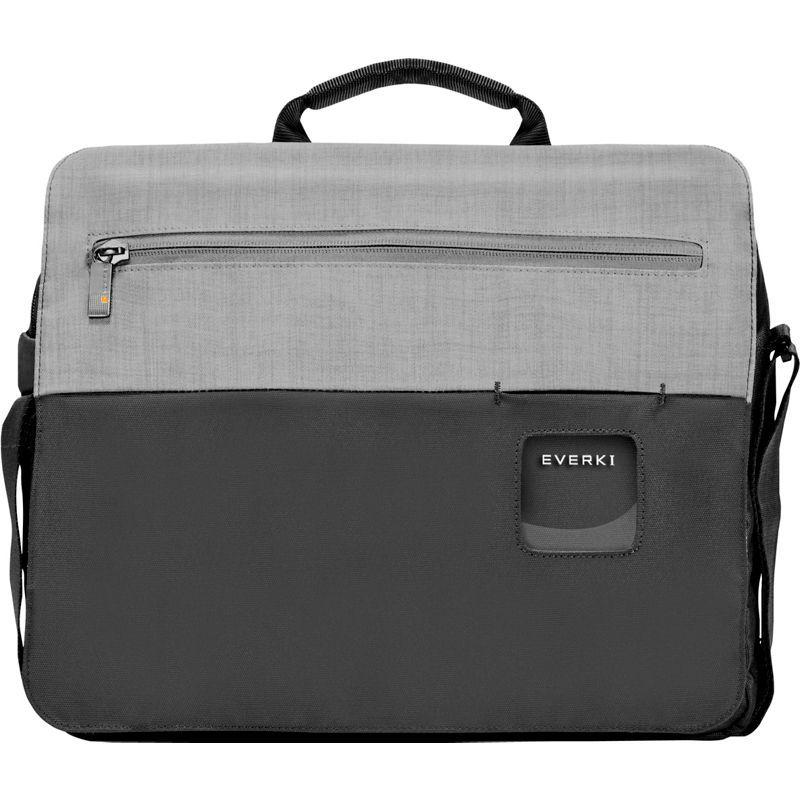 エバーキ メンズ スーツケース バッグ ContemPRO 14.1 Laptop Shoulder Bag Black
