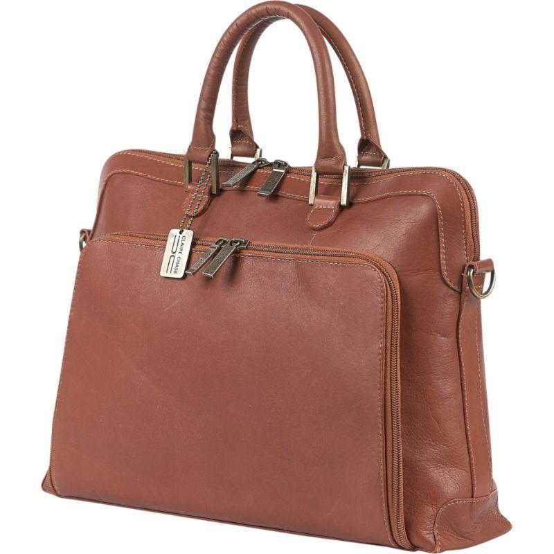 クレアーチャイス メンズ スーツケース バッグ Charlott Briefcase Saddle