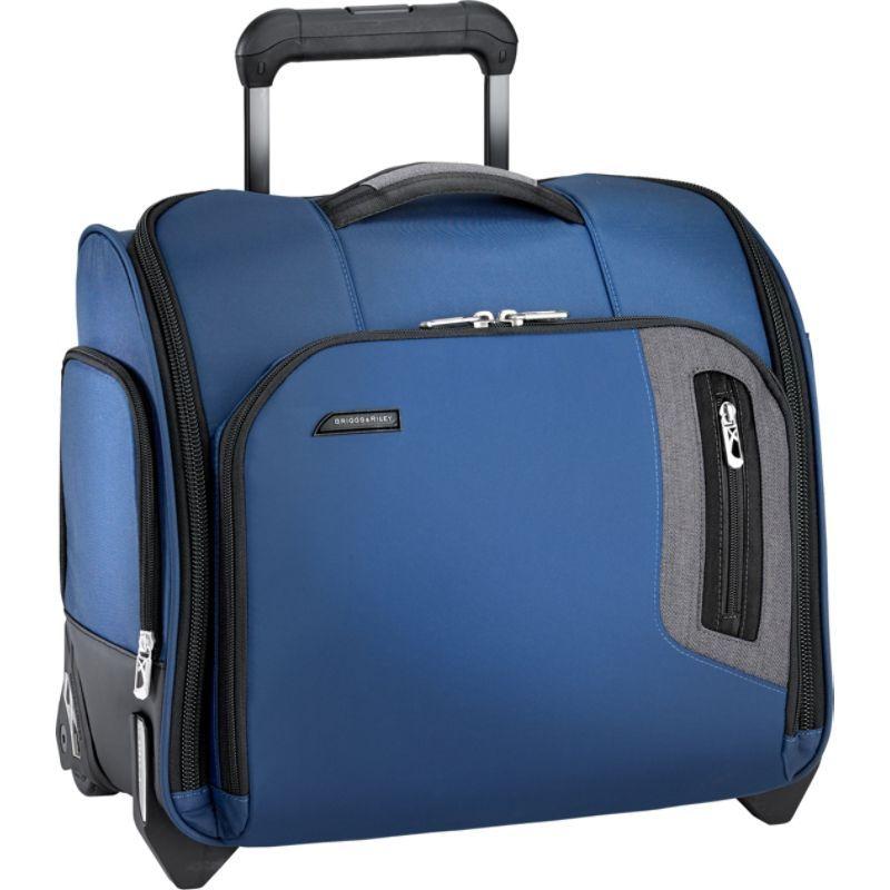 ブリグスアンドライリー メンズ スーツケース バッグ BRX Rolling Cabin Bag Blue