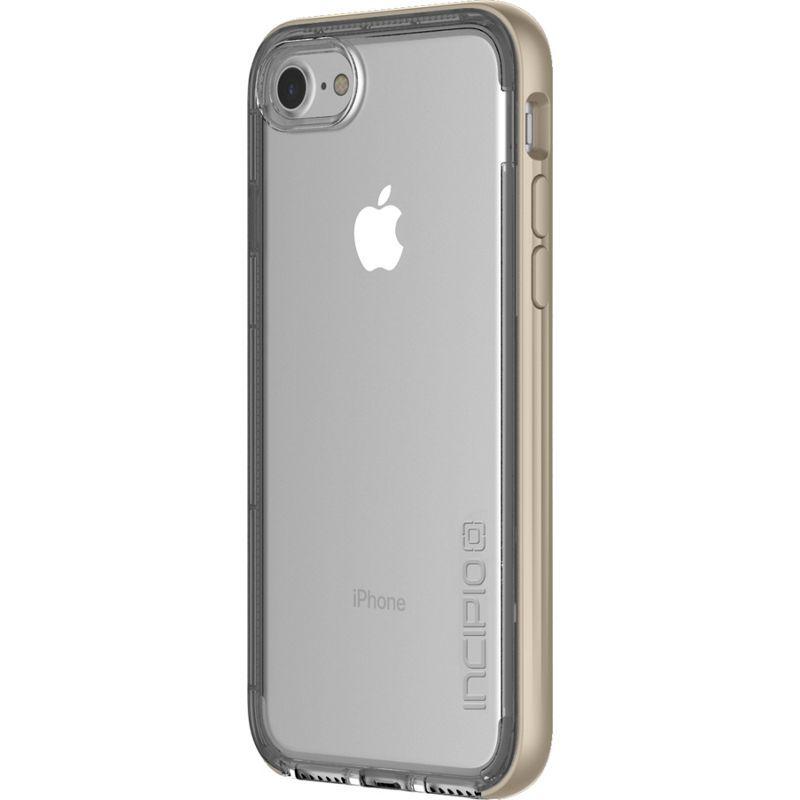 インシピオ メンズ PC・モバイルギア アクセサリー Octane LUX Case for iPhone 8 Champagne