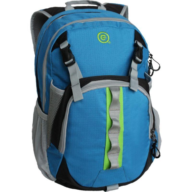 エコギアー メンズ バックパック・リュックサック バッグ Flash Backpack Blue