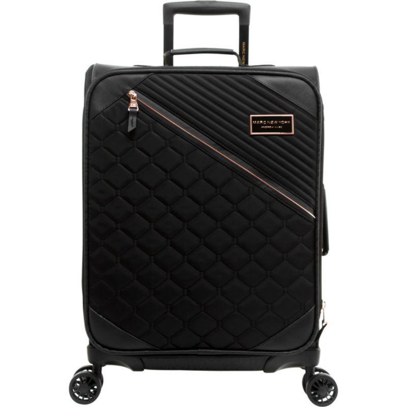 マークニューヨーク メンズ スーツケース バッグ Mulsanne 21 Upright Carry-On Spinner Black