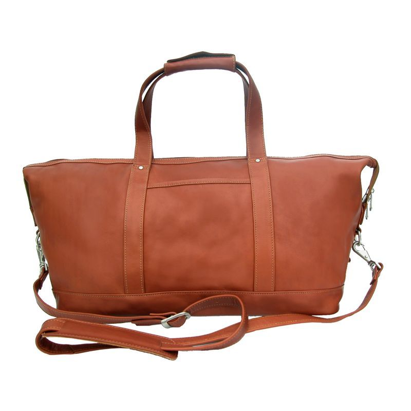 ピエール メンズ スーツケース バッグ Medium Carry-On Satchel Saddle