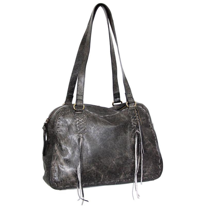 ニノボッシ メンズ ハンドバッグ バッグ Yara Bowler Bag Black