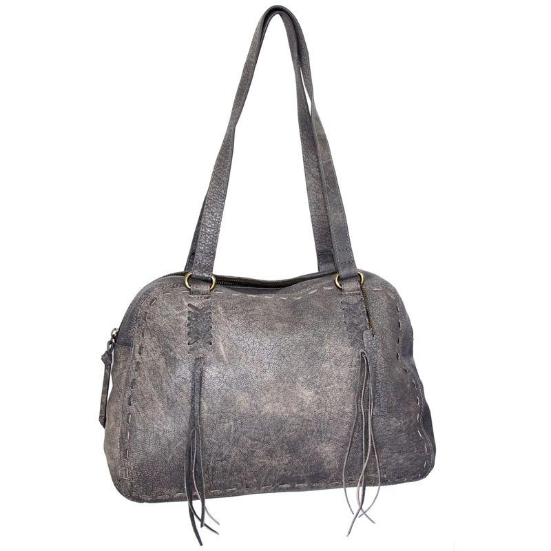 ニノボッシ メンズ ハンドバッグ バッグ Yara Bowler Bag Grey