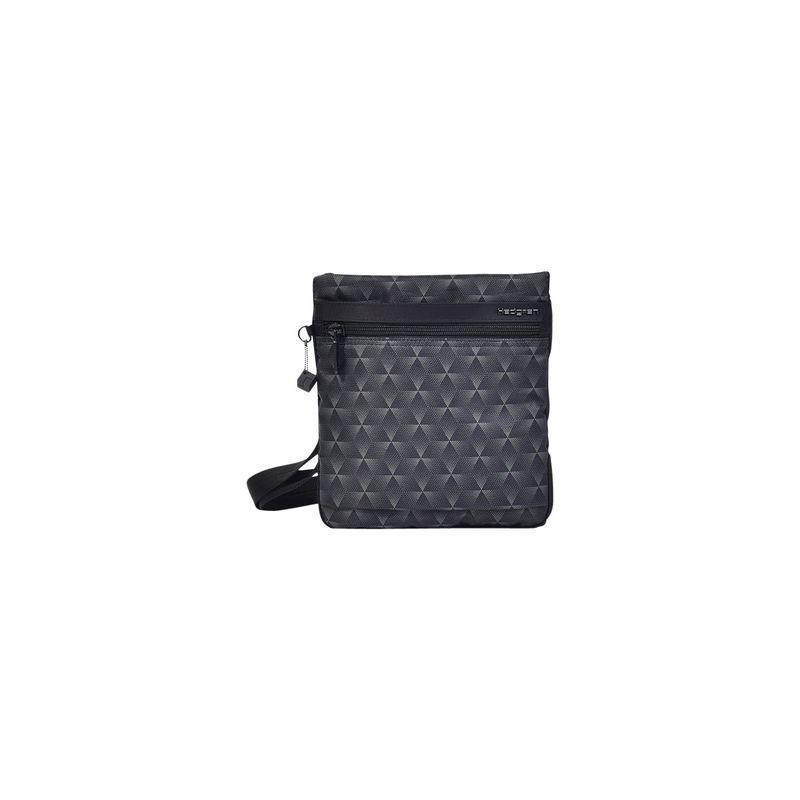 ヘドグレン メンズ ボディバッグ・ウエストポーチ バッグ Leonce RFID Shoulder Bag Gradient Print