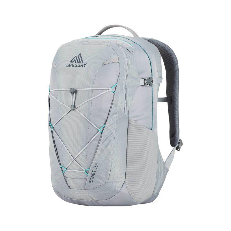 グレゴリー レディース バックパック・リュックサック バッグ Womens Sonet 24L Laptop Backpack Mineral Grey
