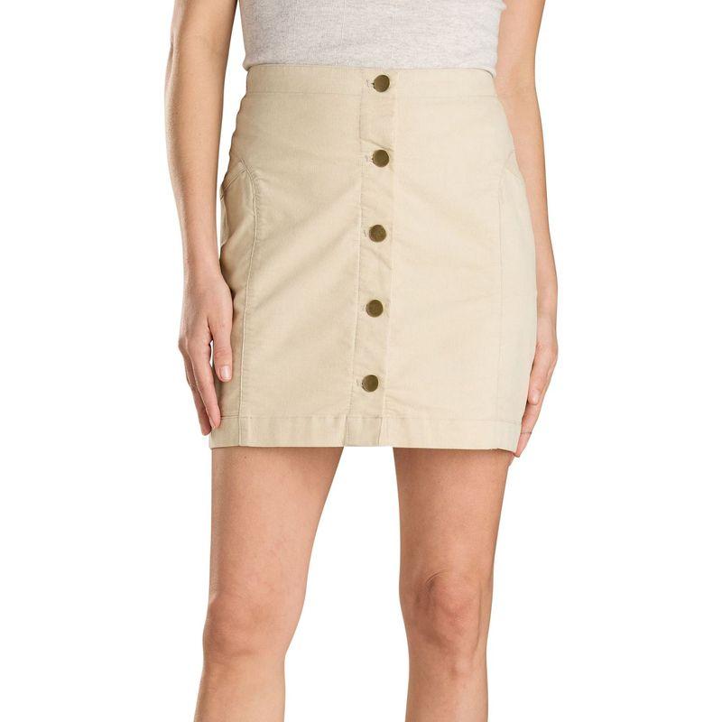 トードアンドコー レディース スカート ボトムス Womens Mindy Skirt 4 - Brown Rice
