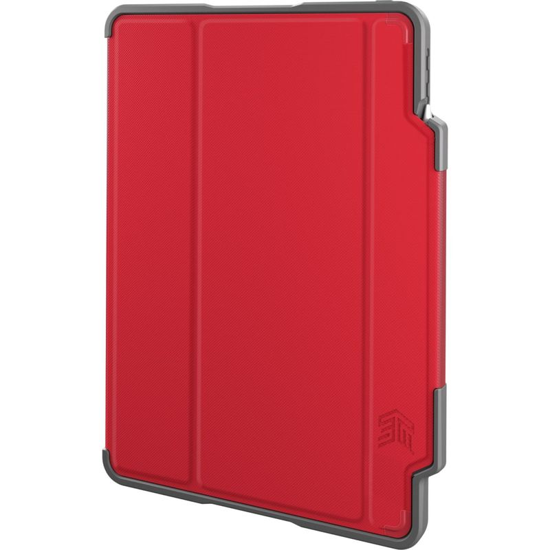 STMグッズ メンズ PC・モバイルギア アクセサリー Dux Plus Ultra Protective Case for Apple iPad Pro 11 Red
