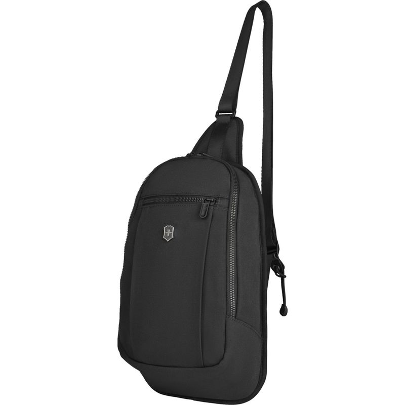 ビクトリノックス メンズ ショルダーバッグ バッグ Sling Bag Black