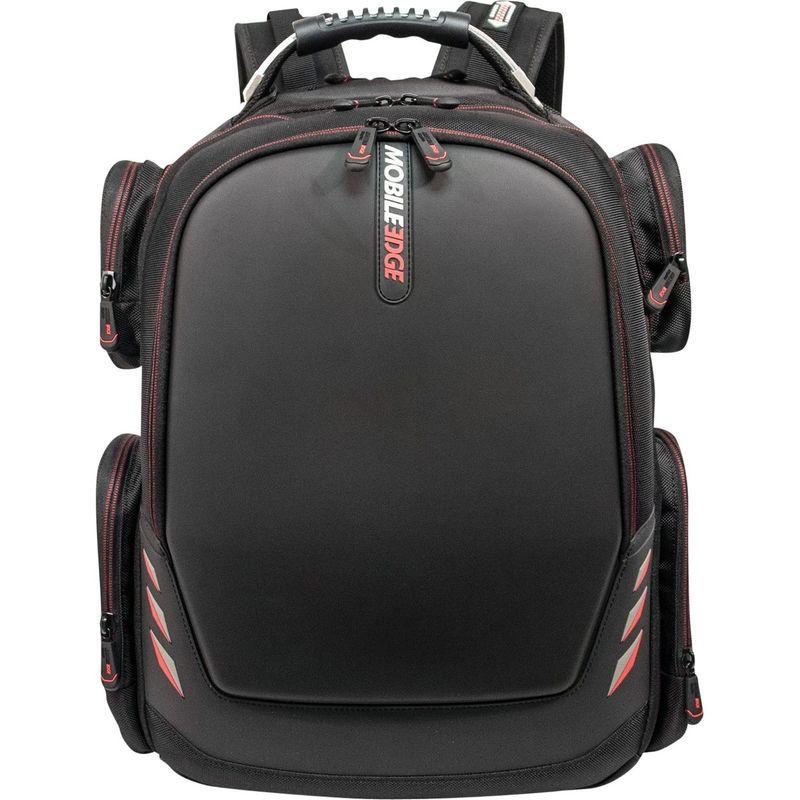 モバイルエッジ メンズ スーツケース バッグ Core Gaming Black and Red