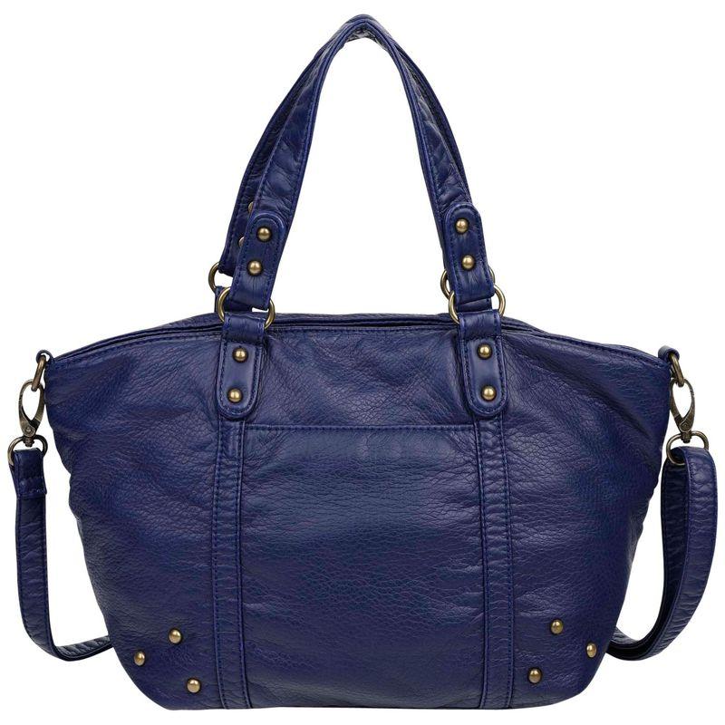 アンペレクリアーション メンズ トートバッグ バッグ Patty Tote Navy Blue