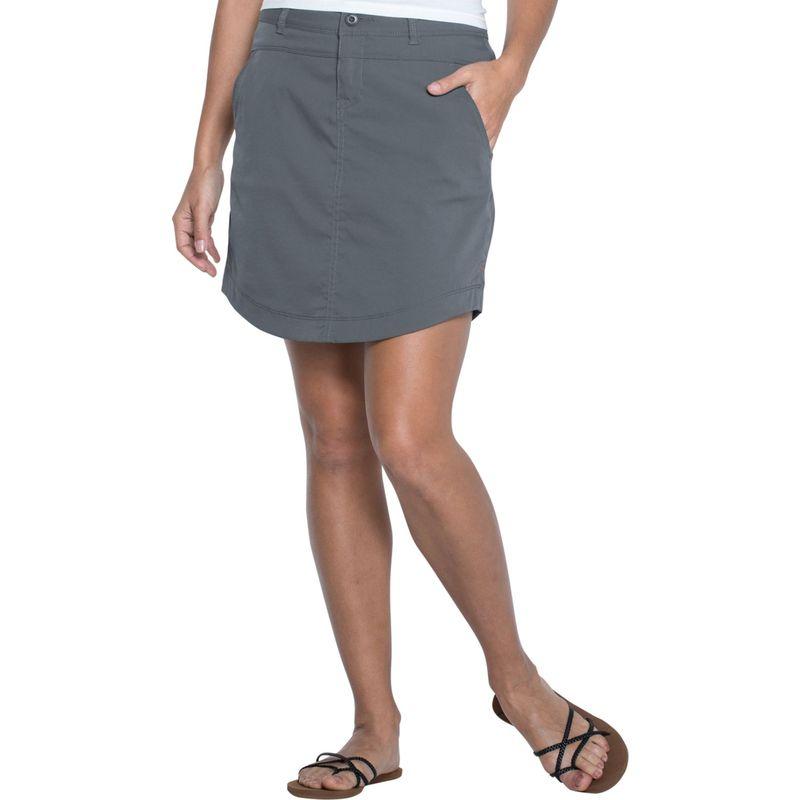 トードアンドコー レディース スカート ボトムス Metrolite Skirt 2 - Dark Graphite