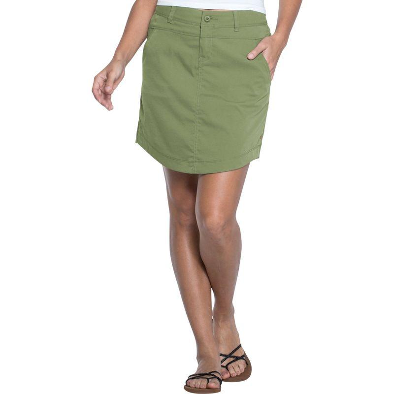 トードアンドコー レディース スカート ボトムス Metrolite Skirt 4 - Juniper