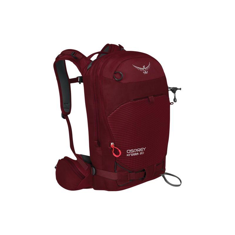【レビューで送料無料】 オスプレー メンズ ボストンバッグ メンズ バッグ Kresta ? 20 Hiking S/M Backpack Rosewood Red ? S/M:ReVida 店, 伏見区:b2467941 --- daftarfoodizz.id