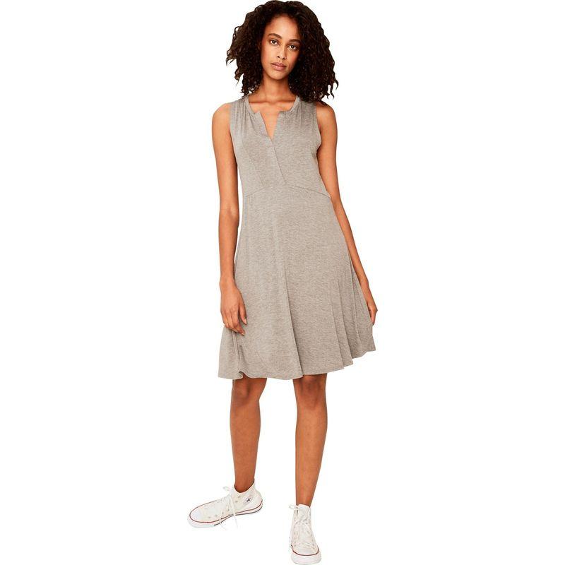 ロル レディース ワンピース トップス Emerson Dress XS - Medium Grey Heather