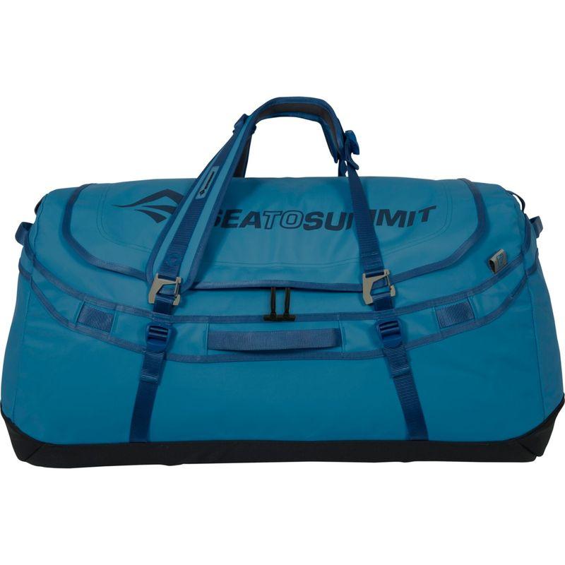 シートゥーサミット メンズ スーツケース バッグ Duffle 130L Dark Blue