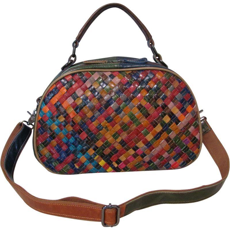 アメリ メンズ ショルダーバッグ バッグ Beckett Woven Shoulder Bag Rainbow