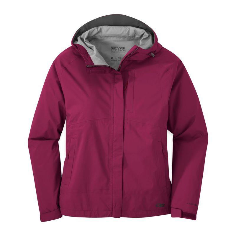 アウトドアリサーチ レディース ジャケット・ブルゾン アウター Women's Guardian Jacket S - Beet