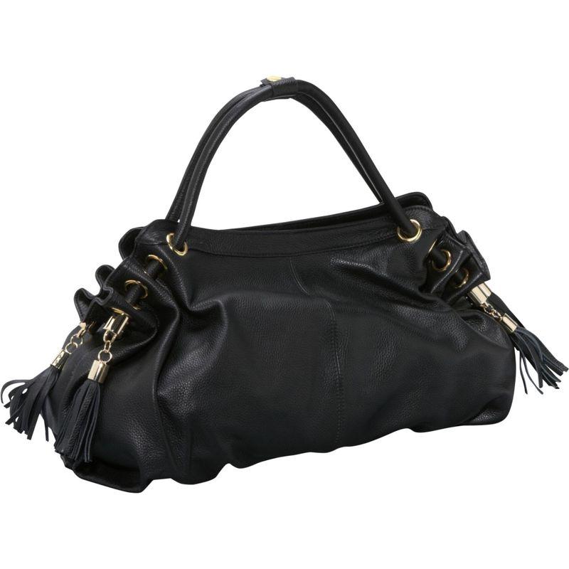 送料無料 サイズ交換無料 アメリ メンズ バッグ ハンドバッグ Black アメリ メンズ ハンドバッグ バッグ Musette Leather Hobo Black