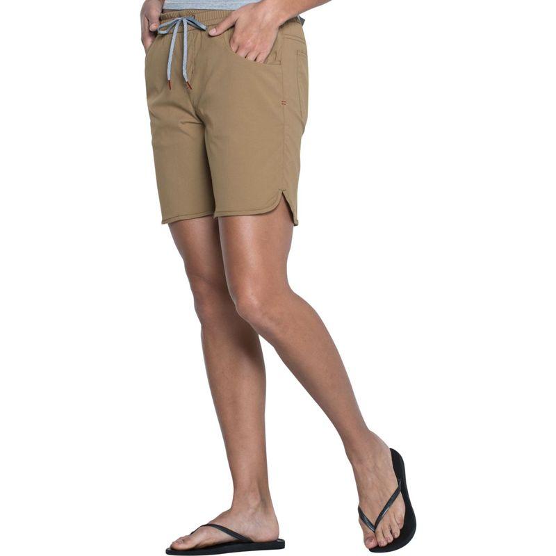 トードアンドコー レディース カジュアルパンツ ボトムス Lightrange Short XS - 7in - Honey Brown