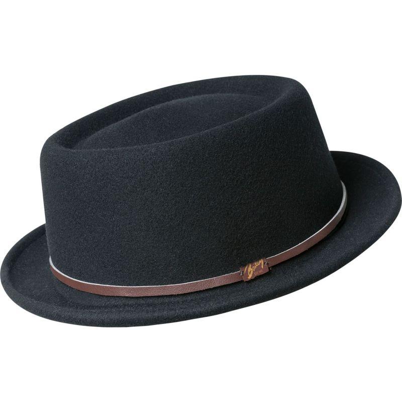 送料無料 サイズ交換無料 ベーリー オブ ハリウッド メンズ アクセサリー 帽子 M - Black ベーリー オブ ハリウッド メンズ 帽子 アクセサリー Staton Hat M - Black