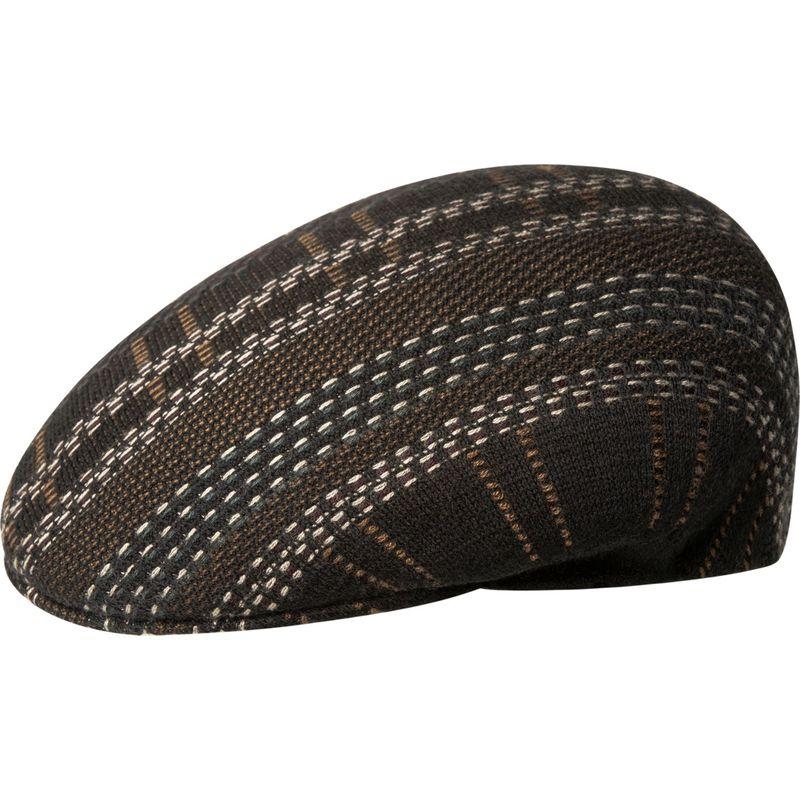 送料無料 サイズ交換無料 カンゴール メンズ アクセサリー 帽子 L - Espresso カンゴール メンズ 帽子 アクセサリー Pixel Plaid 504 Hat L - Espresso