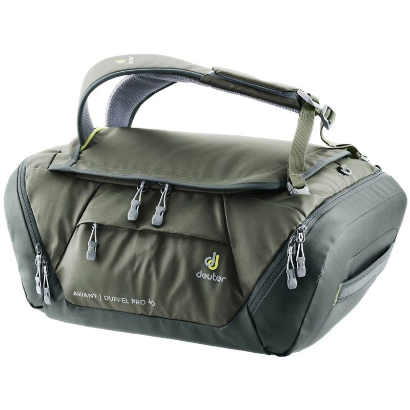 ドイター メンズ スーツケース バッグ Aviant Travel Duffel Pro 40 Khaki/Ivy
