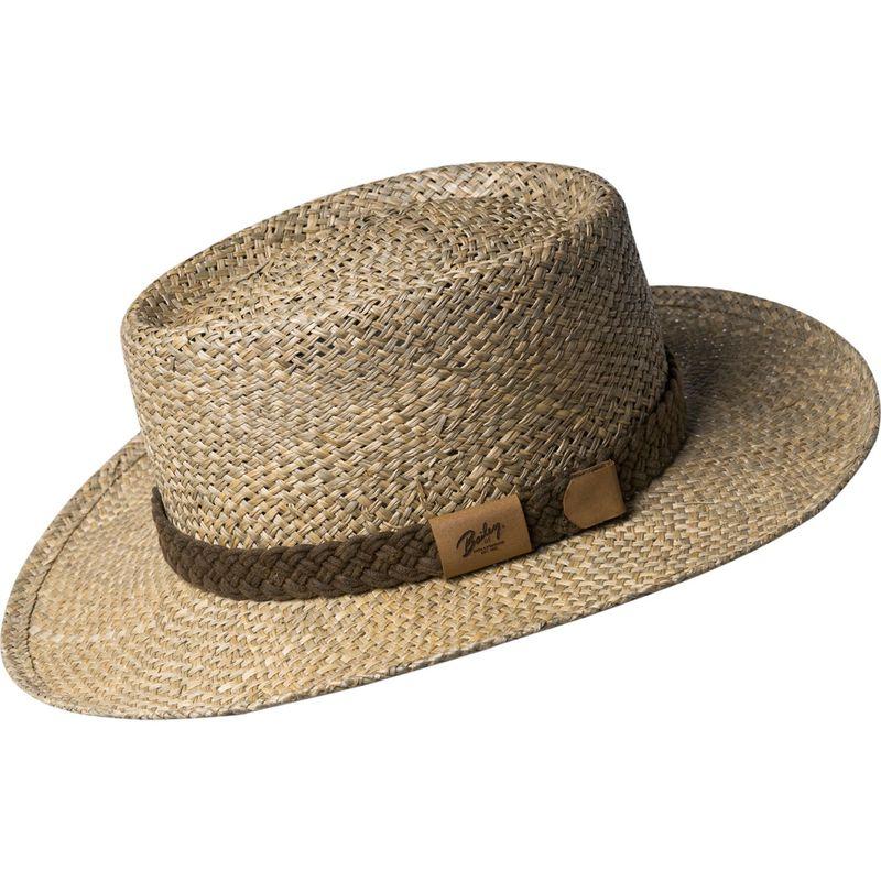 送料無料 サイズ交換無料 ベーリー オブ ハリウッド メンズ アクセサリー 帽子 S - Natural ベーリー オブ ハリウッド メンズ 帽子 アクセサリー Donovan Hat S - Natural
