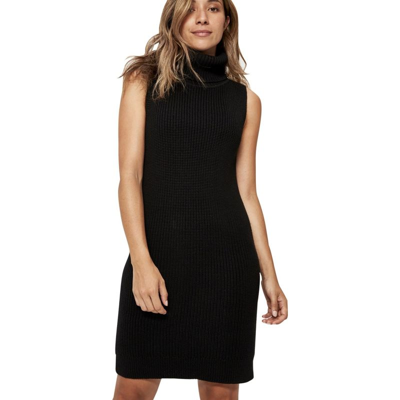 ロル レディース ワンピース トップス Basia Dress XS - Black