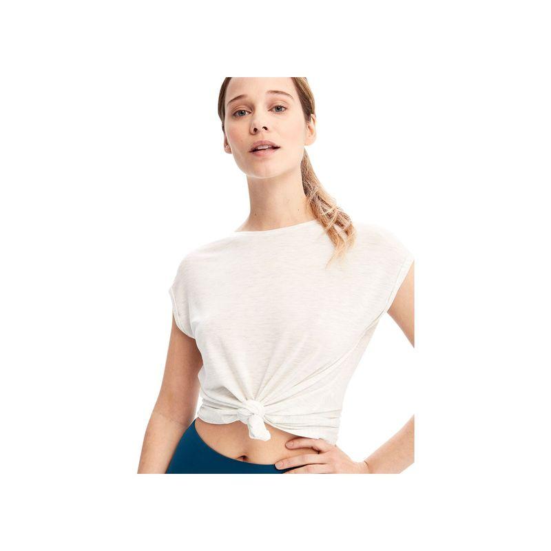 ロル レディース シャツ トップス Assent Short Sleeve XS - Chalk Heather