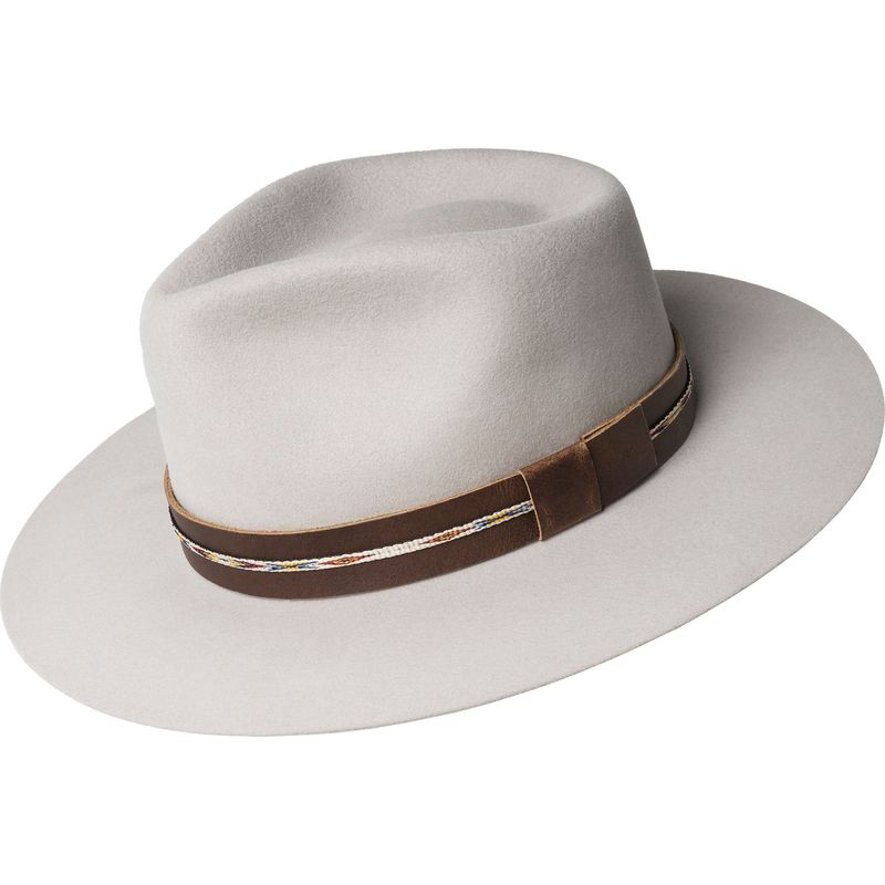 送料無料 サイズ交換無料 ベーリー オブ ハリウッド メンズ アクセサリー 帽子 S - Stone ベーリー オブ ハリウッド メンズ 帽子 アクセサリー Delmark Hat S - Stone