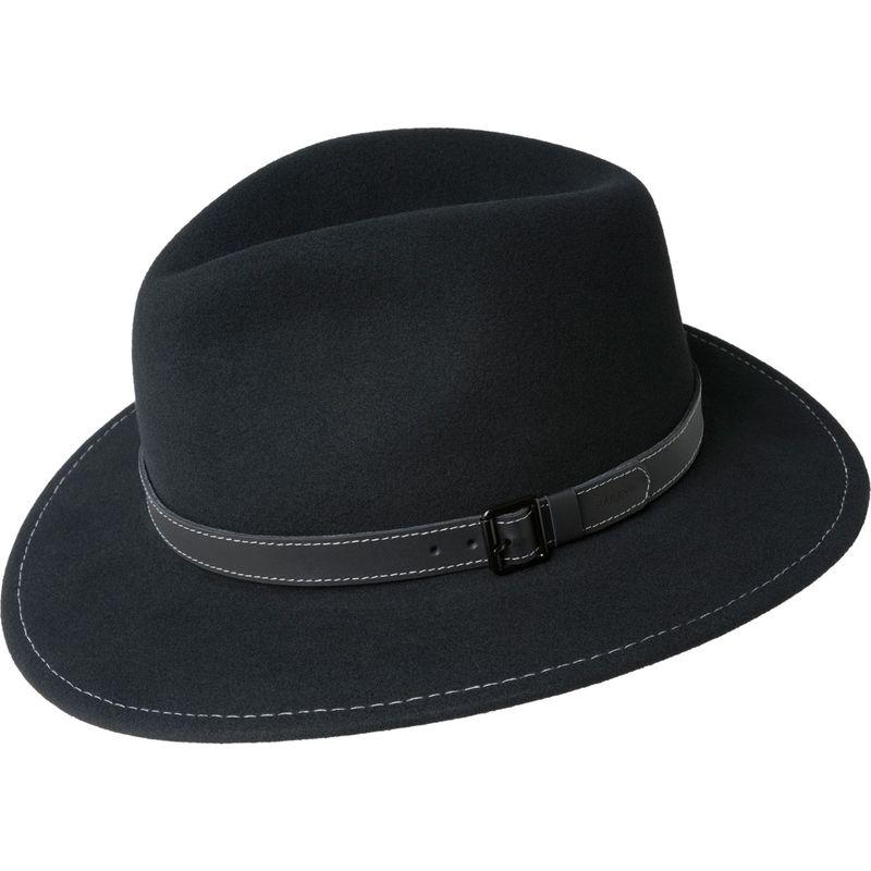送料無料 サイズ交換無料 ベーリー オブ ハリウッド メンズ アクセサリー 帽子 M - Black ベーリー オブ ハリウッド メンズ 帽子 アクセサリー Wilmer Hat M - Black