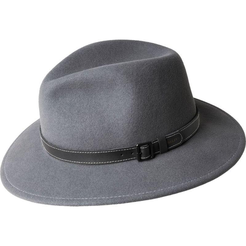 送料無料 サイズ交換無料 ベーリー オブ ハリウッド メンズ アクセサリー 帽子 S - Grey ベーリー オブ ハリウッド メンズ 帽子 アクセサリー Wilmer Hat S - Grey