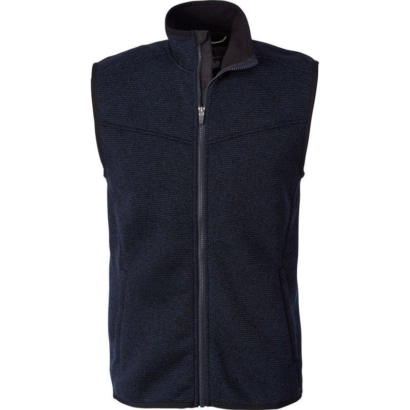 ロイヤルロビンズ メンズ ジャケット・ブルゾン アウター Mens Fern Pass Vest M - Deep Blue
