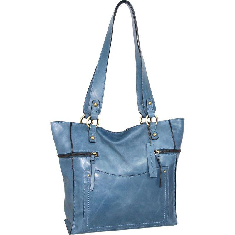 ニノボッシ メンズ トートバッグ バッグ Camilla Tote Blue
