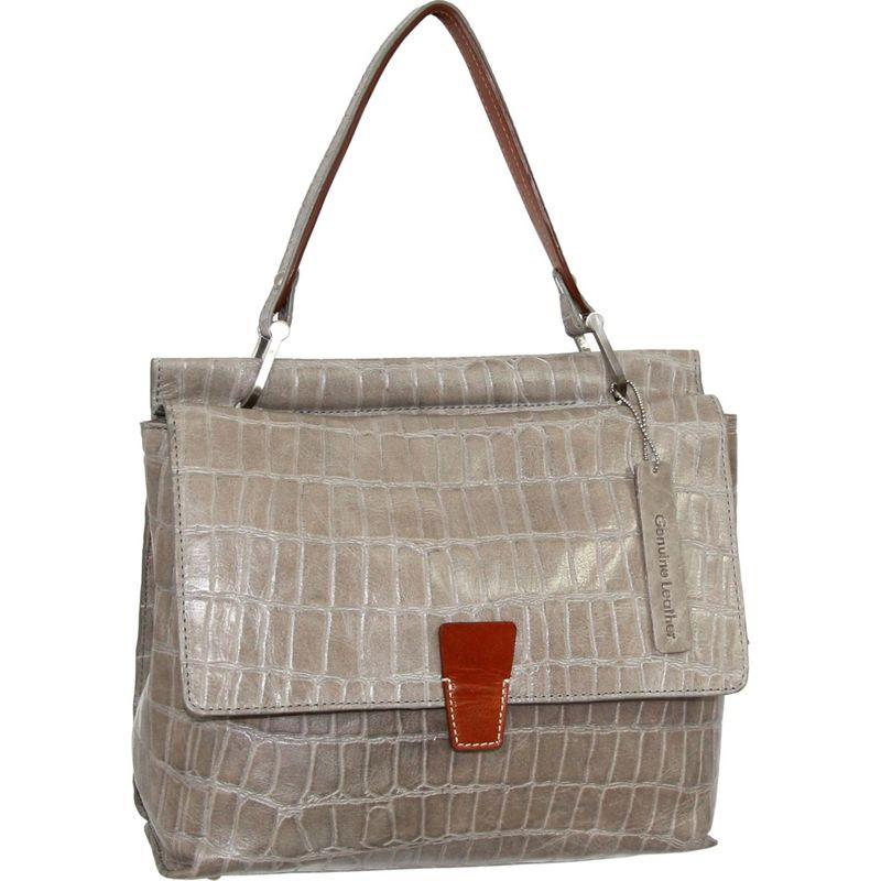 送料無料 サイズ交換無料 ニノボッシ メンズ バッグ ハンドバッグ Stone ニノボッシ メンズ ハンドバッグ バッグ Ellie Satchel Stone
