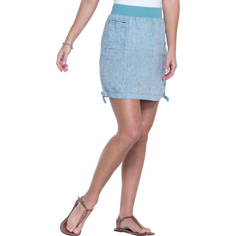 トードアンドコー レディース スカート ボトムス Lina Adjustable Skirt XS - Hydro