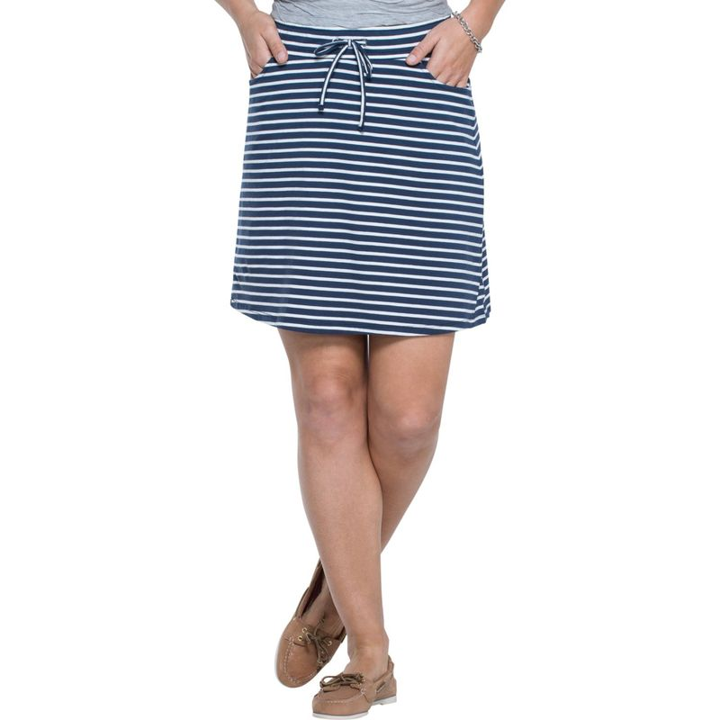 トードアンドコー レディース スカート ボトムス Tica Skirt M - Hydro Succulent Print
